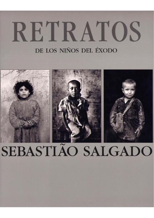 Retratos de los niños del éxodo - Sebastiao Salgado