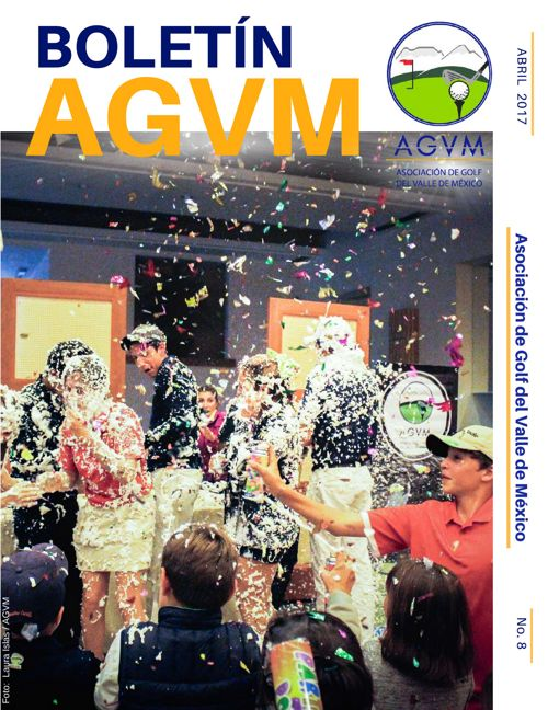 Boletín AGVM · No. 8 · ABRIL 2017