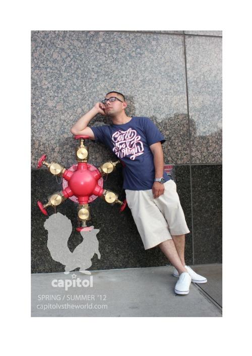 Capitol Spring/Summer '12 Lookbook