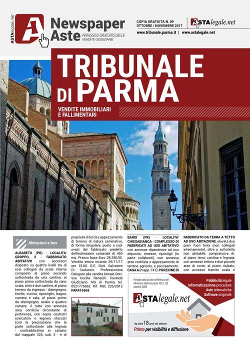 Parma ottobre novembre 2017