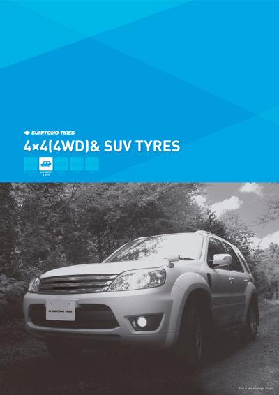 4x4 SUV - Sumitomo Tires