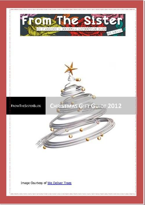 Christmas Guide 2012