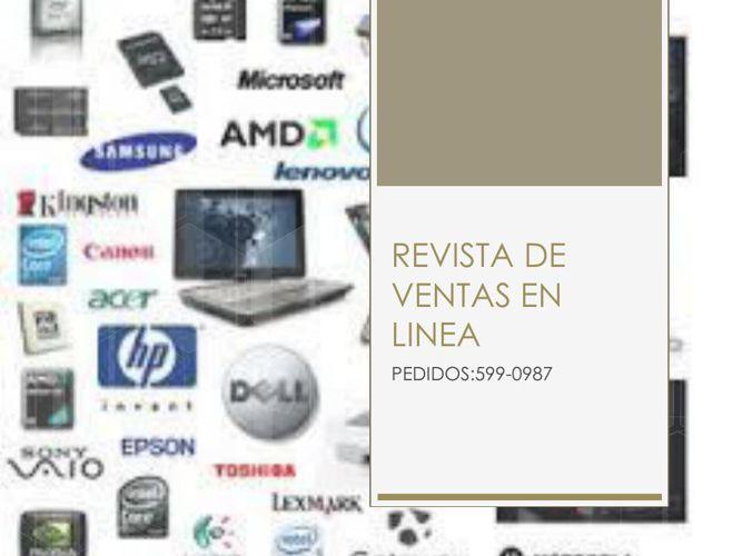 REVISTA DE VENTAS EN LINEA