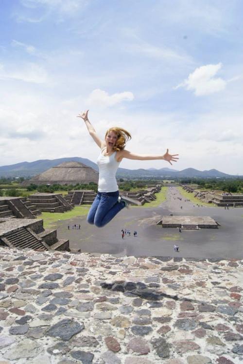 Las Aventuras de la güera en México