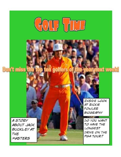 Golf Time