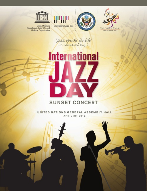 International Jazz Day 2012 Program Book