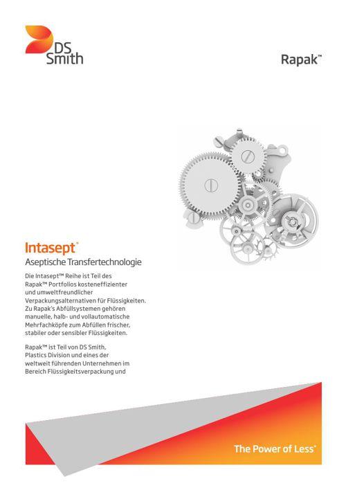 Intasept® Aseptische Transfertechnologie