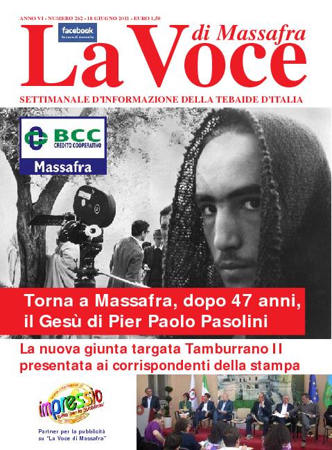 La voce di Massafra n.262 del 18.06.2011