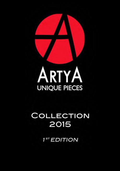 ArtyA Catalogue 2015