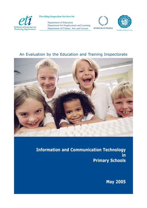 information_and communication technology in primary schools