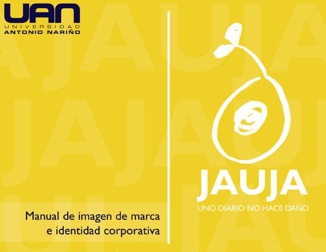 Manual de uso de marca - JAUJA