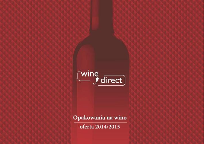 Opakowania na wino 2014/2015
