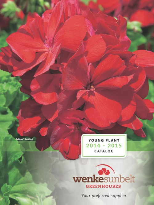 Wenke Sunbelt Young Plants Catalog 2014-2015 webv2