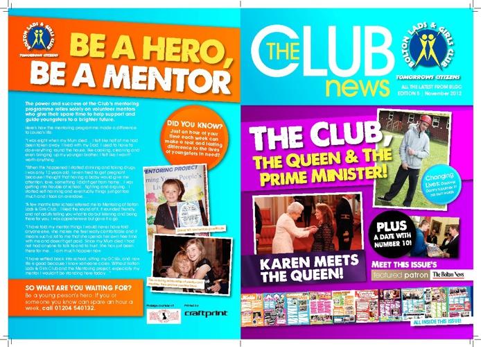 The Club -  November 2012