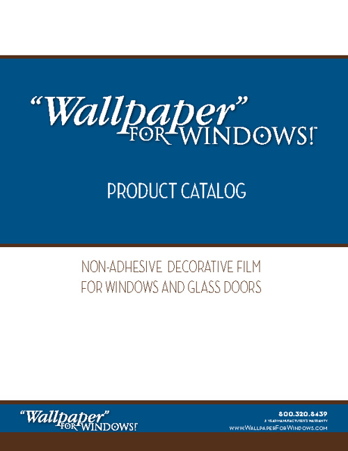 Window Film Product Catalog