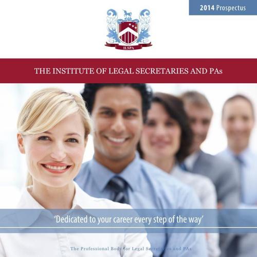 ILSPA's Prospectus 2014