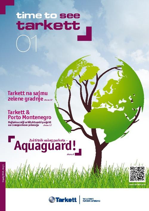 Tarkett Time to see magazine HR