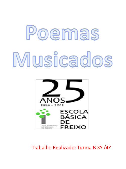 Poemas musicados