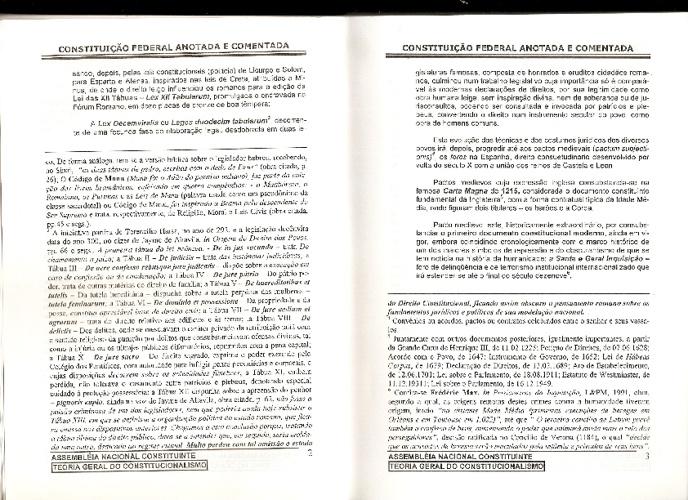 Constituição Comentada