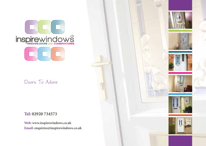 uPVC Doors | Inspire Windows