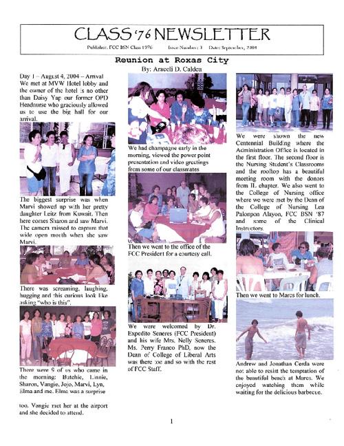 FCUBSN76 Newsletter 080404