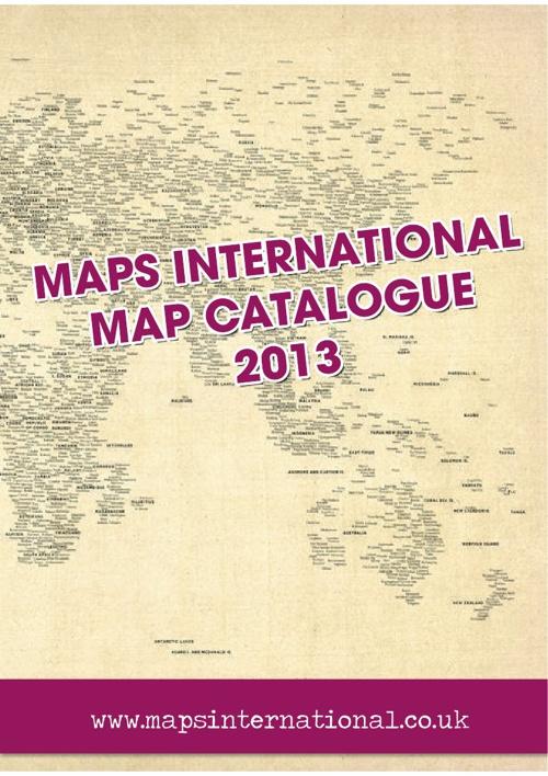 Maps International Catalogue