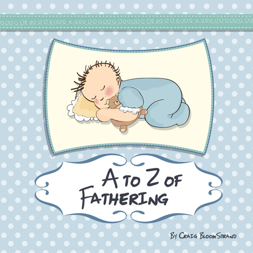 A to Z of Fathering - Illustration