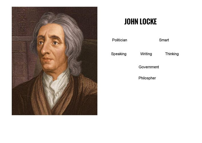 john locke writing John locke frs (/ l ɒ k / 29 august 1632 locke had time to return to his writing, spending a great deal of time re-working the essay and composing the letter on.