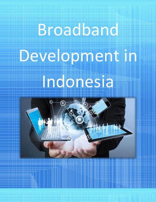 Broadband Development in Indonesia