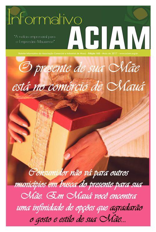 Informativo Aciam, edição 163
