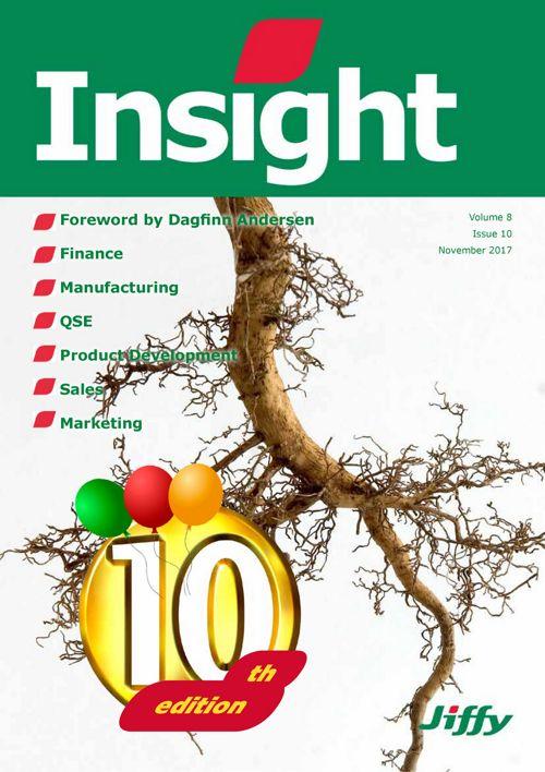 Insight Edition no. 10 - 2017 - English