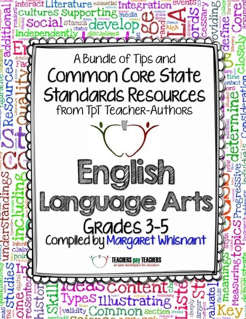 Common Core English