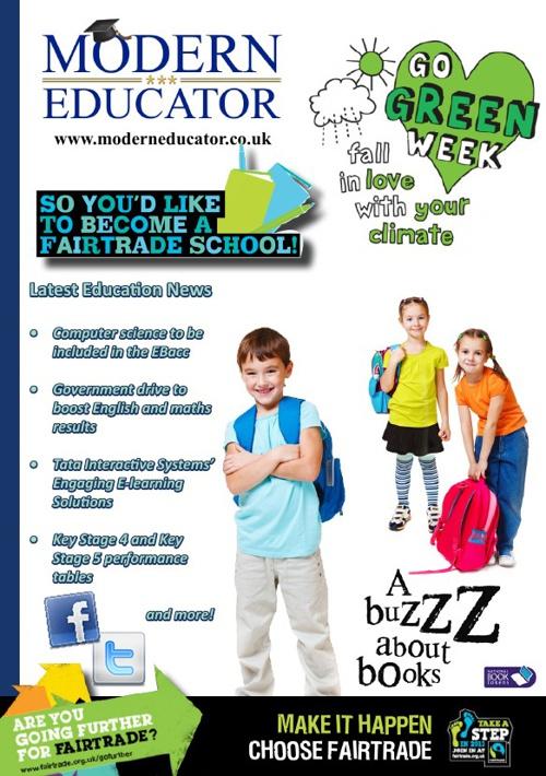Copy of Modern Educator April 2013