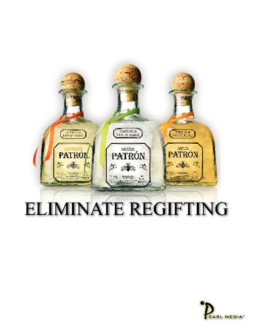 Patron Eliminate Regifting