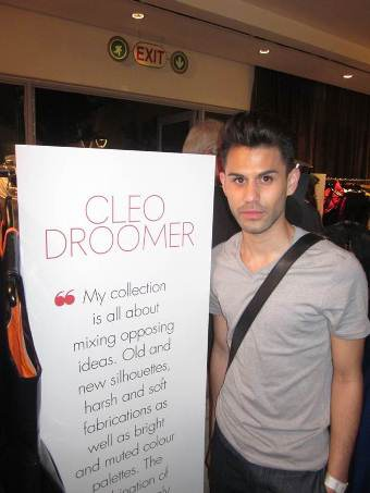 Copy of South Africa's Amazing Designer-Cleo droomer
