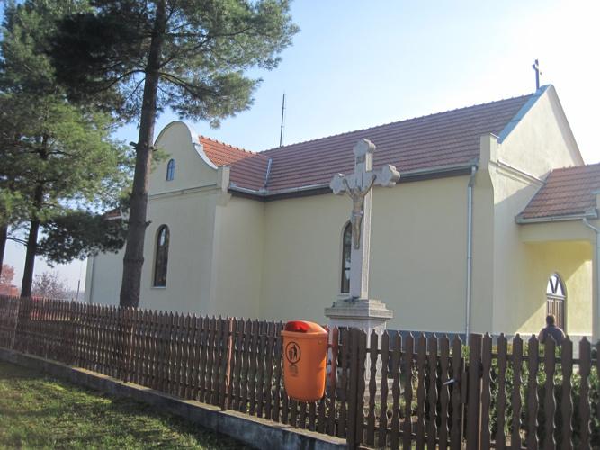 Terem Község - Római Katolikus Templom