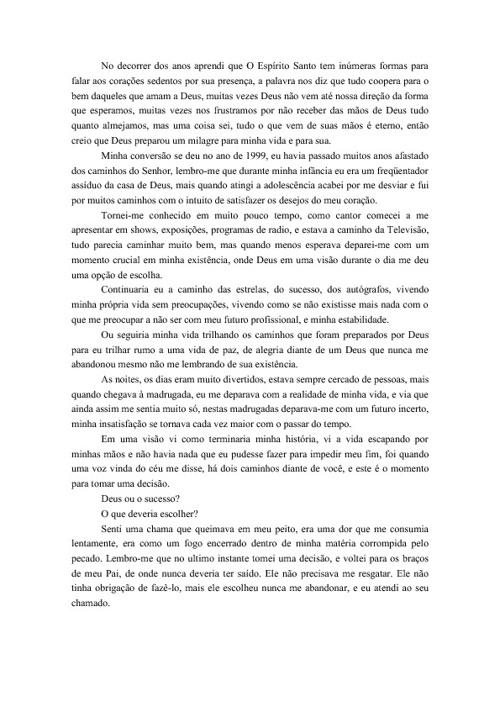 MISSIONARIO LUIS AUGUSTO GUIMARAES