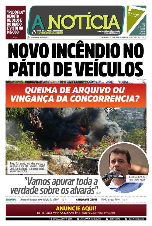 Jornal A Notícia - Edição 300