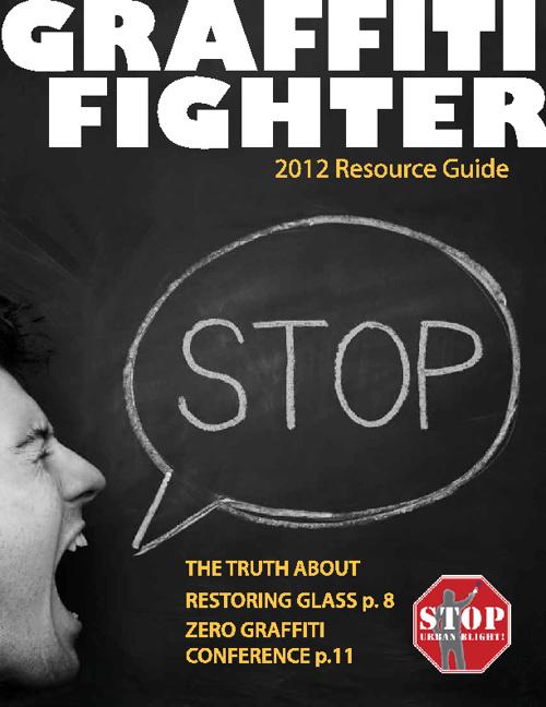 Graffiti Fighter Magazine