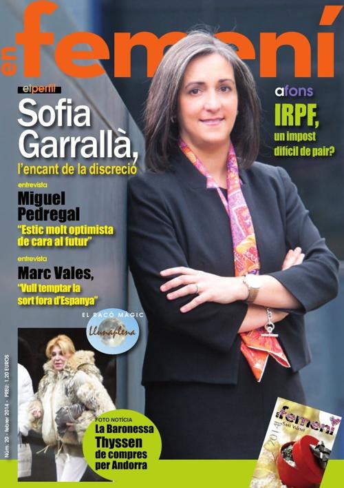 Revista En Femení número 20