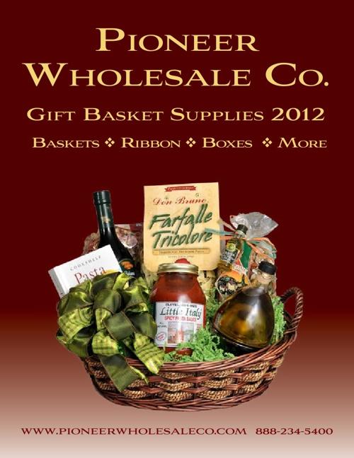 Gift Basket 2013