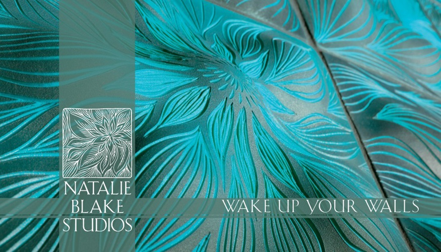 "Natalie Blake Studios ""Wake Up Your Walls"""