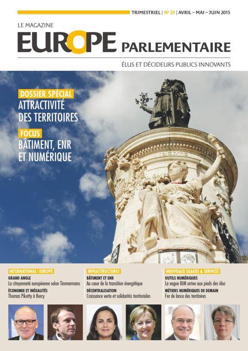 Europe parlementaire    trimestriel     № 23     avril – mai – J