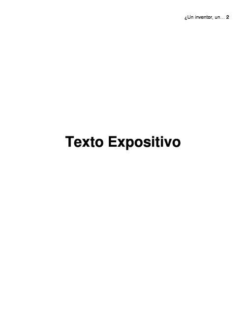 Isaac Andrade Macip 2°A-6 Texto expositivo