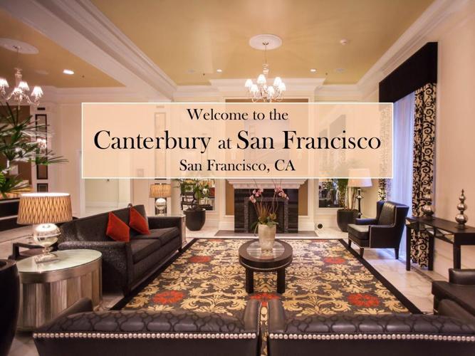The Canterbury at San Francisco