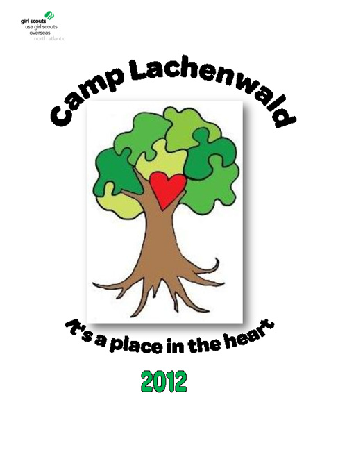 Camp Lachenwald, Counselors & Campers 2012