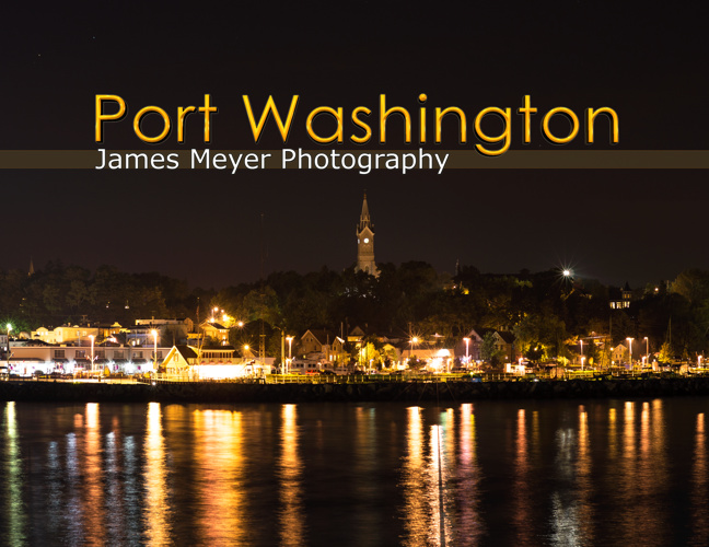 Port Washington by James Meyer Photography