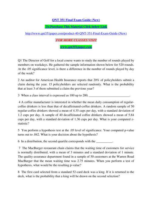 QNT 351 PAPER Real Success / qnt351paper.com