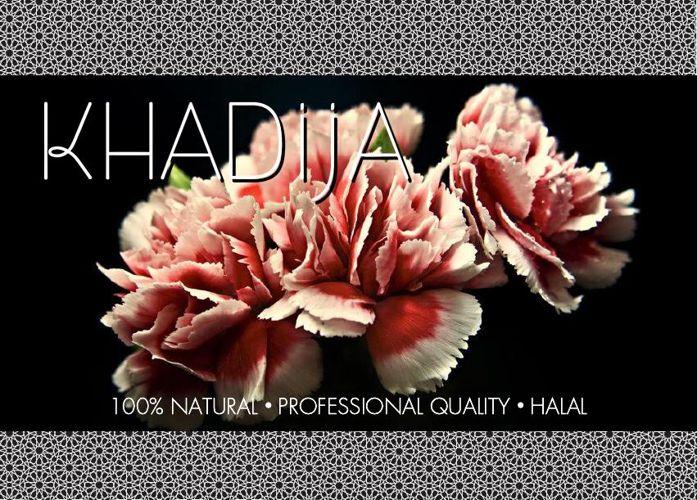 KHADIJA product catalogue
