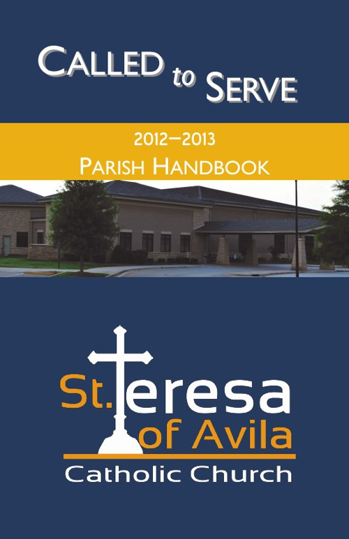 2012-2013 Parish Handbook